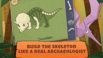 Archaeologist: Learning Dinosaur & Games for Kids-3