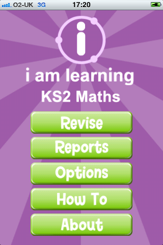 I Am Learning: KS2 Maths App - 1