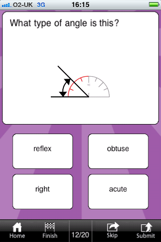I Am Learning: KS2 Maths App - 2