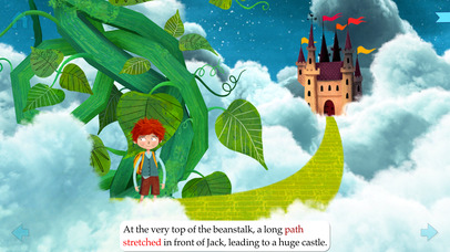 Jack and the Beanstalk by Nosy Crow App - 1