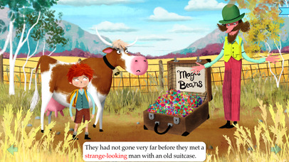 Jack and the Beanstalk by Nosy Crow App - 2