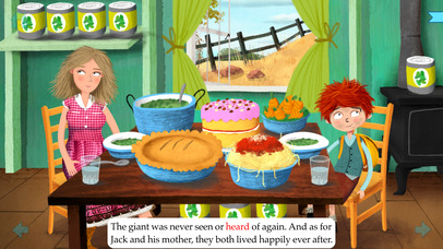 Jack and the Beanstalk by Nosy Crow App - 3