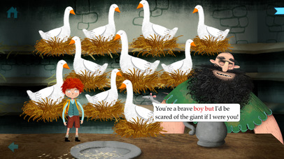 Jack and the Beanstalk by Nosy Crow App - 5