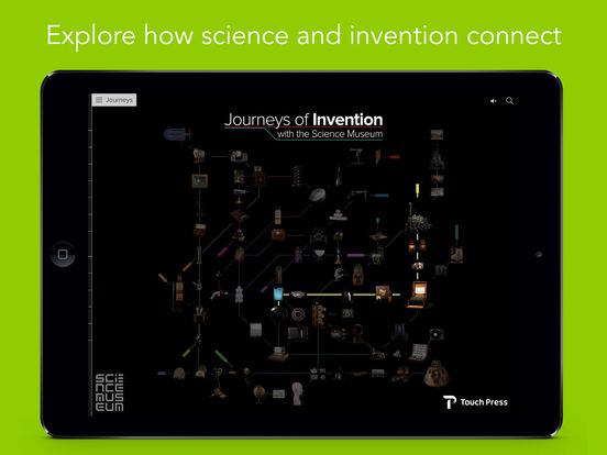 Journeys of Invention App - 1