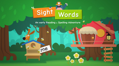 Sight Words Adventure App - 1