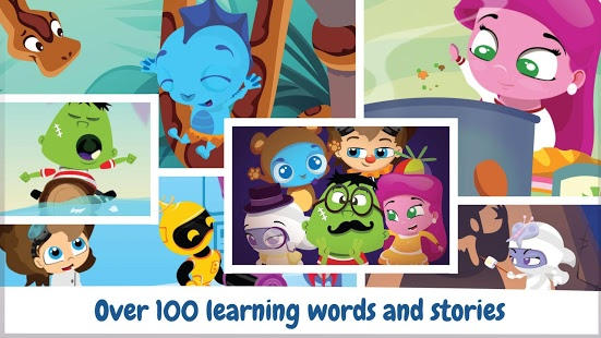 Wonster Words for children App - 1
