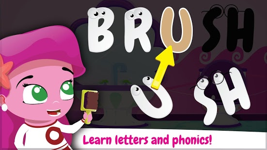 Wonster Words for children App - 2