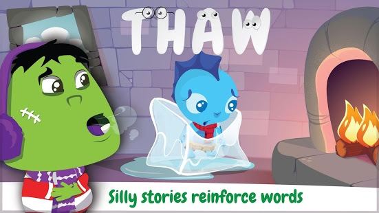 Wonster Words for children App - 4