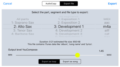 YouCompose App - 5