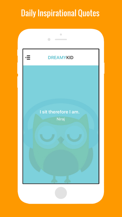 DreamyKid • Meditation App Just For Kids App - 3