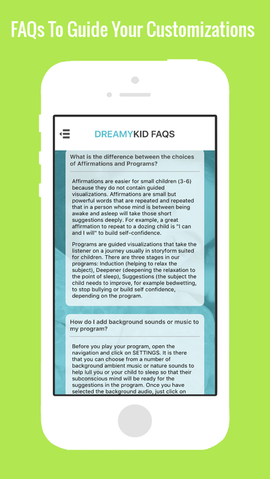 DreamyKid • Meditation App Just For Kids App - 5