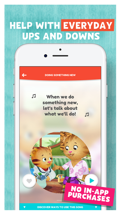 Daniel Tiger for Parents App - 2
