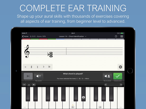 EarMaster - Music Theory & Ear Training App - 1