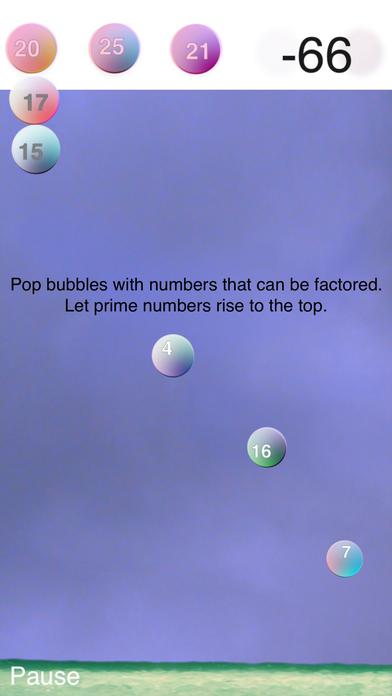 Bubbly Primes