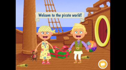 My Storybook Pirate: Interactive Book Creator-1