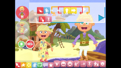 My Storybook Pirate: Interactive Book Creator-3