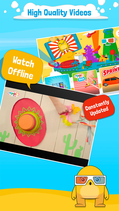 Magic Kinder - Bedtime Stories and Videos for Kids App - 3