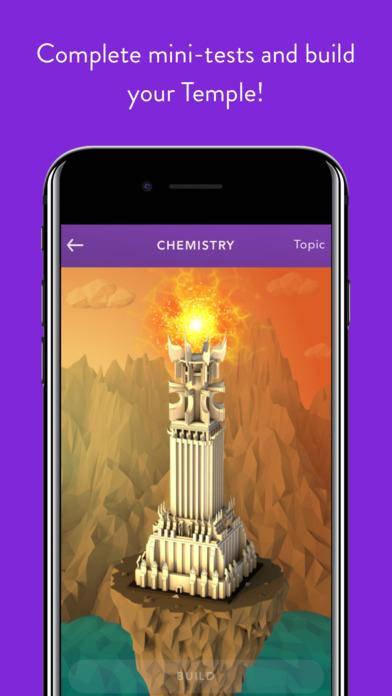 Temple GCSE App - 2