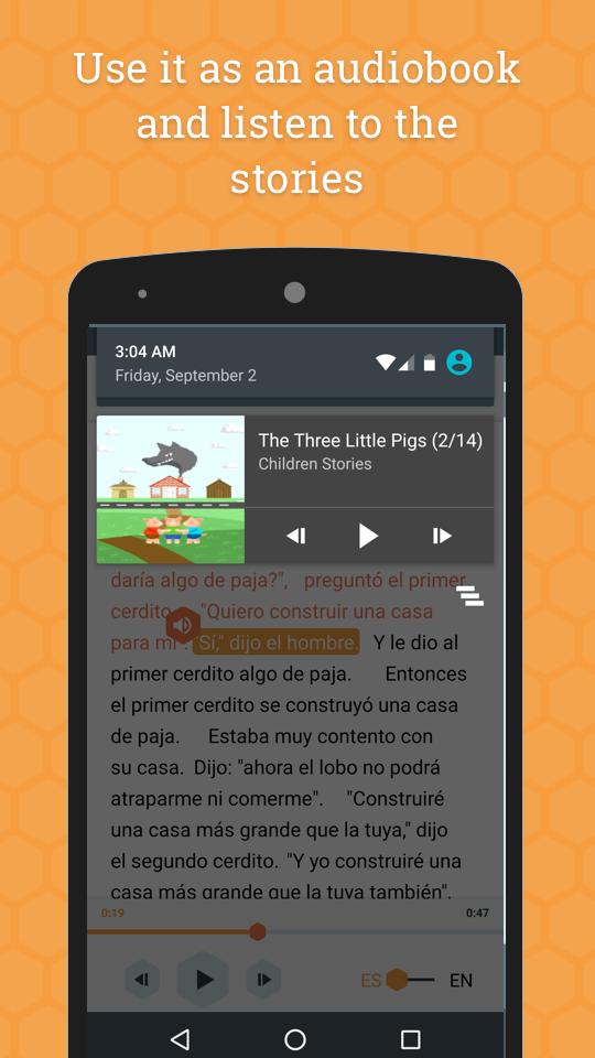 Beelinguapp: Learn Languages App - 5