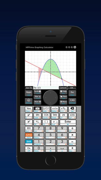 HP Prime Free App - 4
