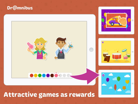 DrOmnibus Inclusive Education App - 1