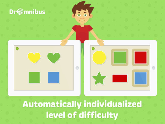 DrOmnibus Inclusive Education App - 2