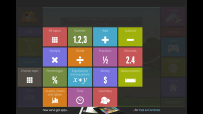Sumdog App - 2