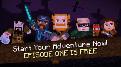 Minecraft: Story Mode-1