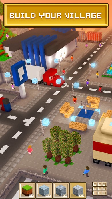 Block Craft 3D: Building Simulator Game For Free App - 5