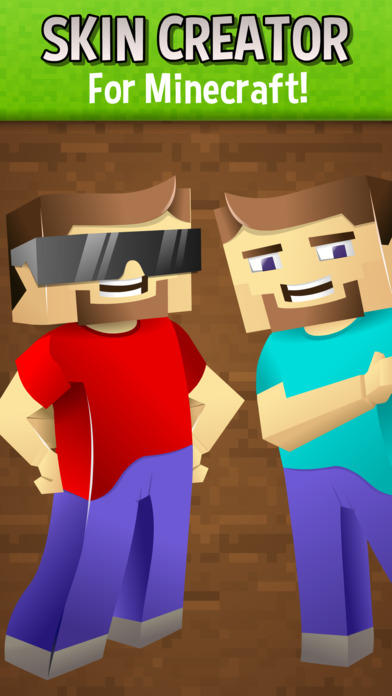 Skin Creator For Minecraft Free Minecraft Skins Review - Minecraft skins fur ipad