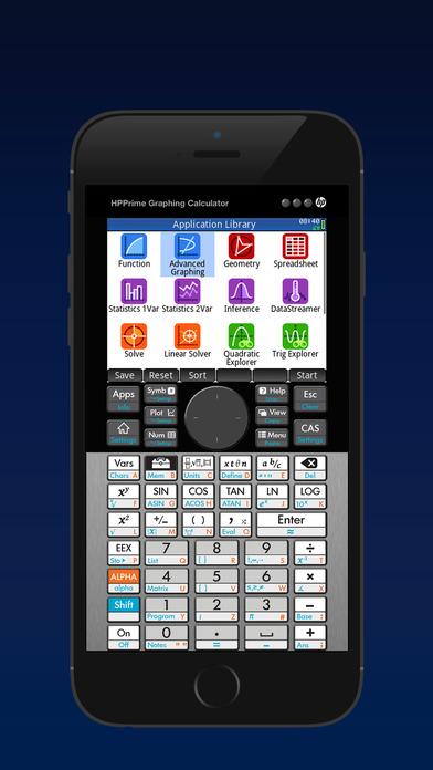HP Prime Pro App - 3