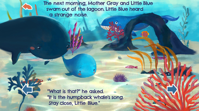 Mother Gray and Little Blue-2