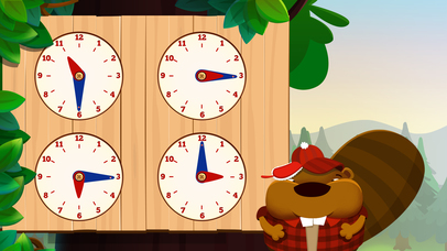 Tic Toc Time: Break down the day to learn how to tell time App - 4