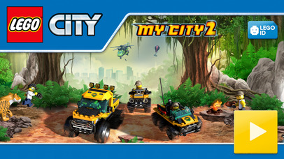 LEGO® City My City 2-1