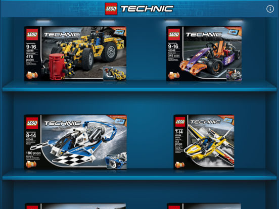 Lego Technic Building Instructions Review Educational App Store