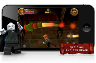 LEGO Harry Potter: Years 5-7 App - 4