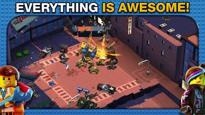 The LEGO® Movie Video Game App - 1