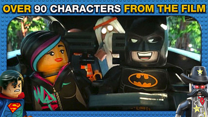 The LEGO® Movie Video Game App - 2