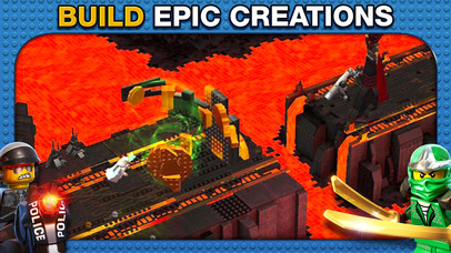 The LEGO® Movie Video Game App - 4
