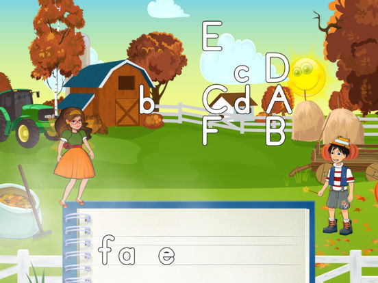 ABC Book Homeschool App - 4