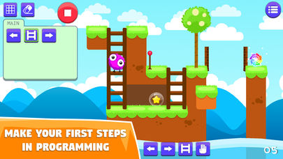 Code Adventures: Coding Puzzles For Kids App - 1