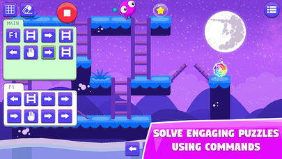 Code Adventures: Coding Puzzles For Kids App - 2