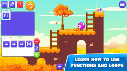 Code Adventures: Coding Puzzles For Kids App - 3