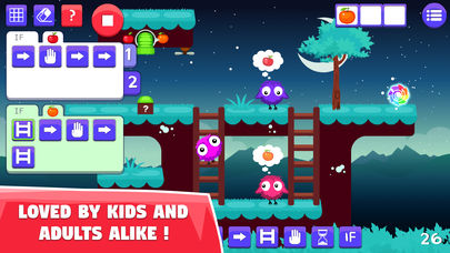 Code Adventures: Coding Puzzles For Kids App - 5