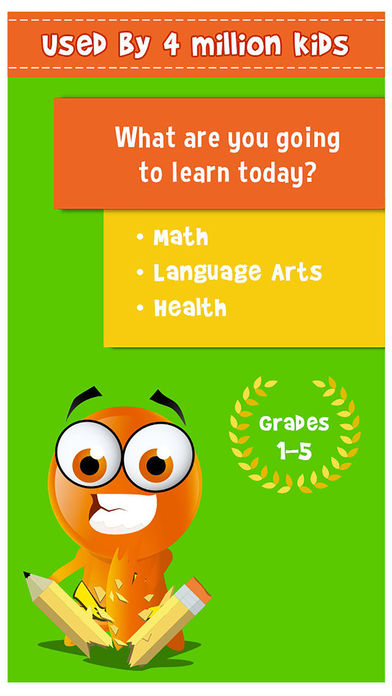 iTooch Elementary School App App - 1