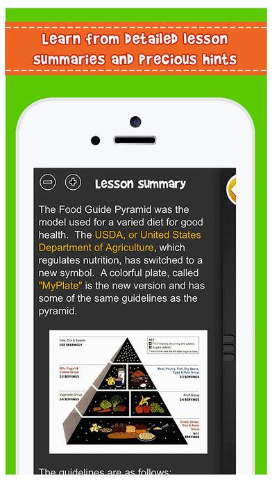 iTooch Elementary School App