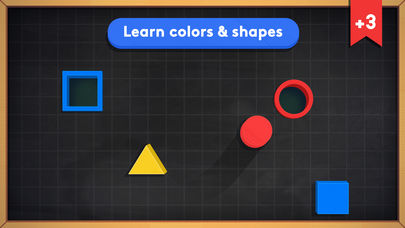 Busy Shapes & Colours App - 1