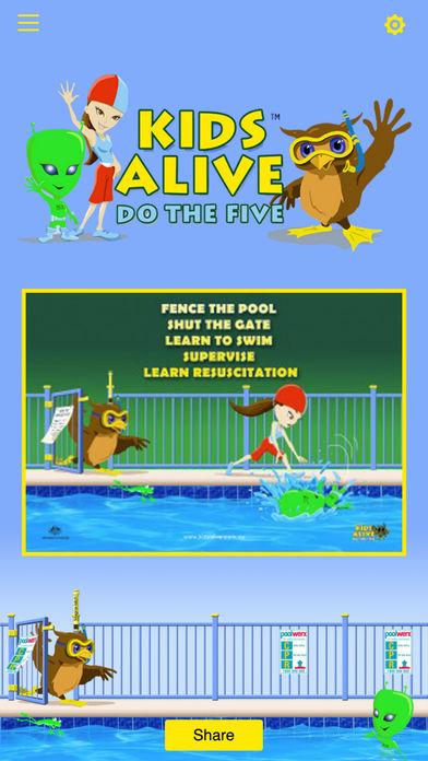Kids Alive Do The Five App - 1