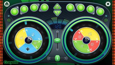 Crayola DJ App - 2