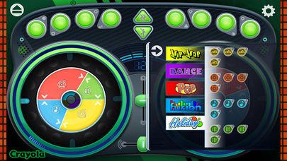 Crayola DJ App - 4
